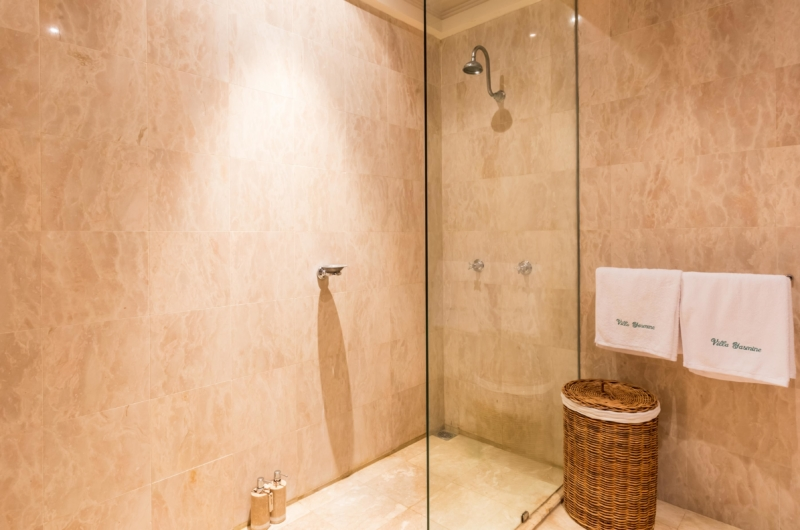 Bathroom with Shower - Villa Yasmine - Jimbaran, Bali