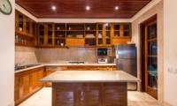 Kitchen Area - Villa Yasmine - Jimbaran, Bali