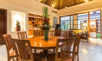 Dining Area - Villa Yasmine - Jimbaran, Bali