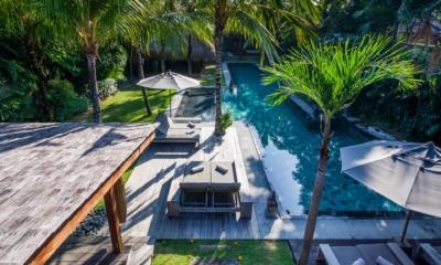 Top View - Villa Yoga - Seminyak, Bali