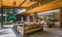 Open Plan Living Area - Villa Yoga - Seminyak, Bali