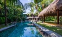 Gardens and Pool - Villa Yoga - Seminyak, Bali