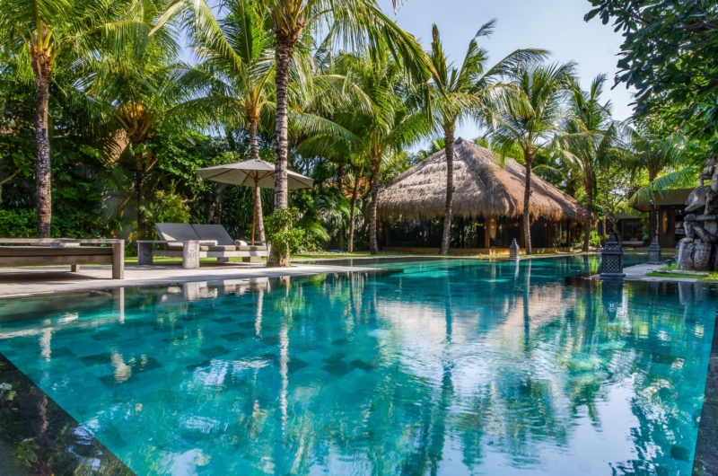 Swimming Pool - Villa Yoga - Seminyak, Bali