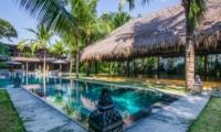 Pool Side - Villa Yoga - Seminyak, Bali
