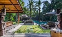 Sun Beds - Villa Yoga - Seminyak, Bali