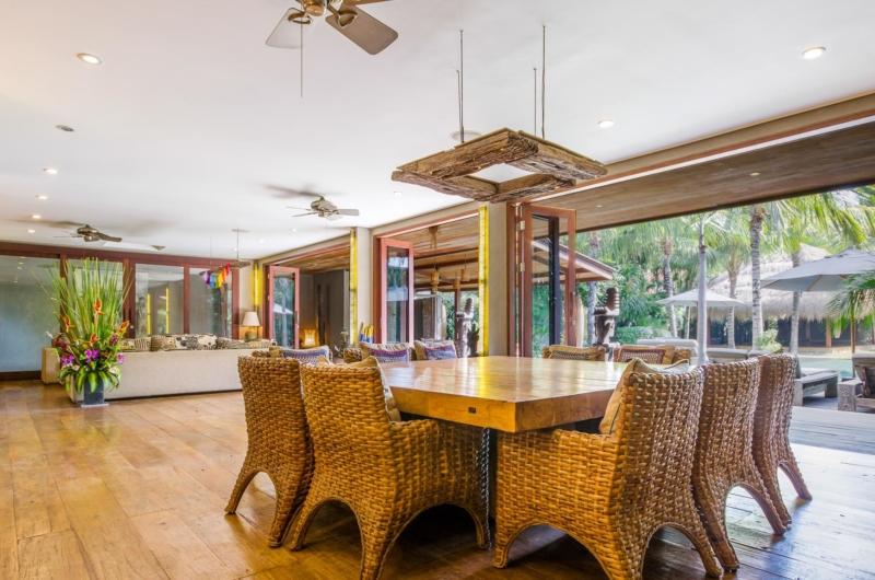 Indoor Dining Area - Villa Yoga - Seminyak, Bali