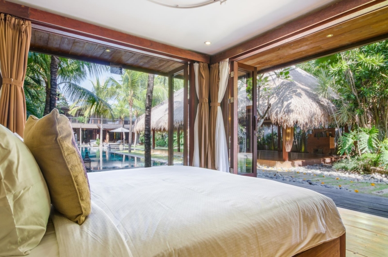 Bedroom with Garden View - Villa Yoga - Seminyak, Bali