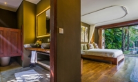 Bedroom and Bathroom with Pool View - Villa Yoga - Seminyak, Bali