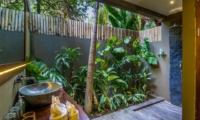 En-Suite Semi Open Bathroom - Villa Yoga - Seminyak, Bali