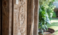 Entrance Gate - Villa Yoga - Seminyak, Bali