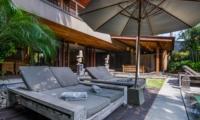 Sun Loungers - Villa Yoga - Seminyak, Bali