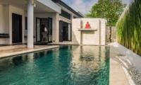 Pool Side - Villa Zensa Residence - Seminyak, Bali