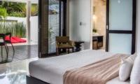 Bedroom with View - Villa Zensa Residence - Seminyak, Bali