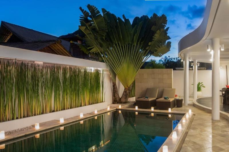 Private Pool - Villa Zensa Residence - Seminyak, Bali
