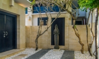 Entrance - Villa Zensa Residence - Seminyak, Bali