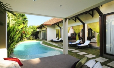 Pool Bale - Villa Alice Satu - Seminyak, Bali