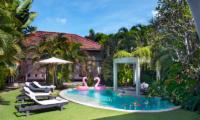 Kids Pool Area - Villa Alice Dua - Seminyak, Bali