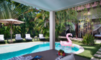 Pool Bale - Villa Alice Dua - Seminyak, Bali