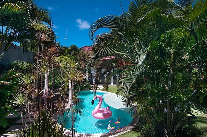 Private Pool - Villa Alice Dua - Seminyak, Bali