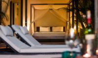 Sun Beds - Villa Alice Dua - Seminyak, Bali