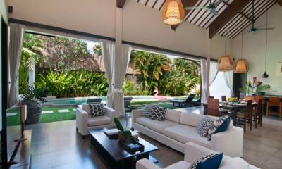 Lounge Area - Villa Alice Satu - Seminyak, Bali
