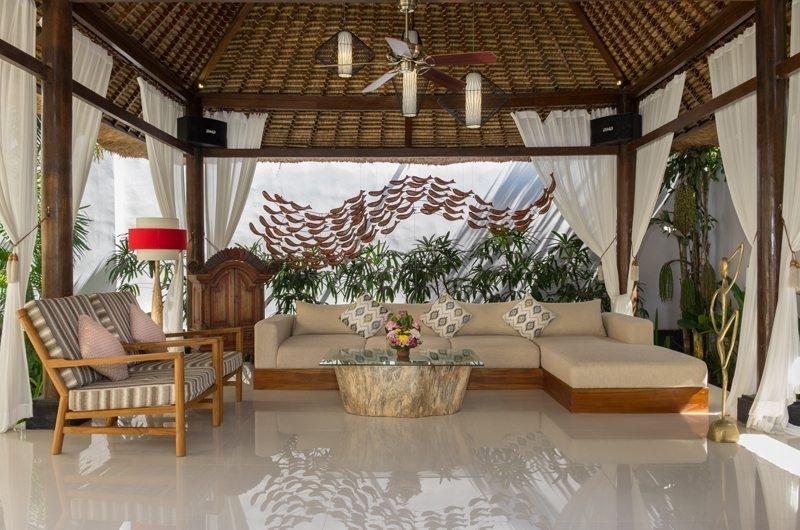Lounge Area - Villa Alin - Seminyak, Bali