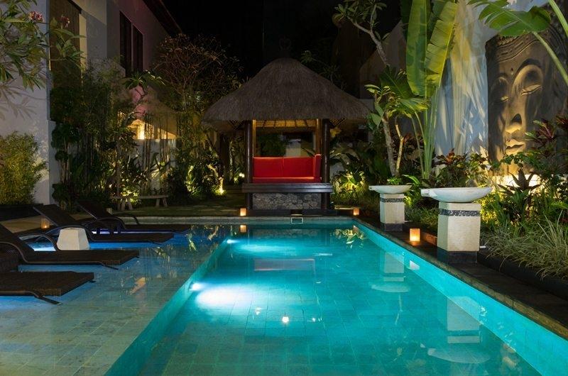 Sun Beds - Villa Alin - Seminyak, Bali