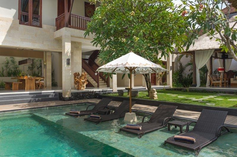 Gardens and Pool - Villa Alin - Seminyak, Bali