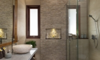 Bathroom with Shower - Villa Alin - Seminyak, Bali