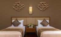 Twin Bedroom - Villa Alin - Seminyak, Bali