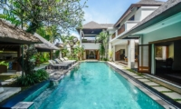 Pool Side - Villa Aliya - Seminyak, Bali