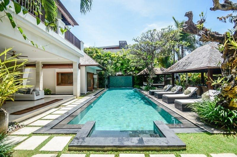 Gardens and Pool - Villa Aliya - Seminyak, Bali