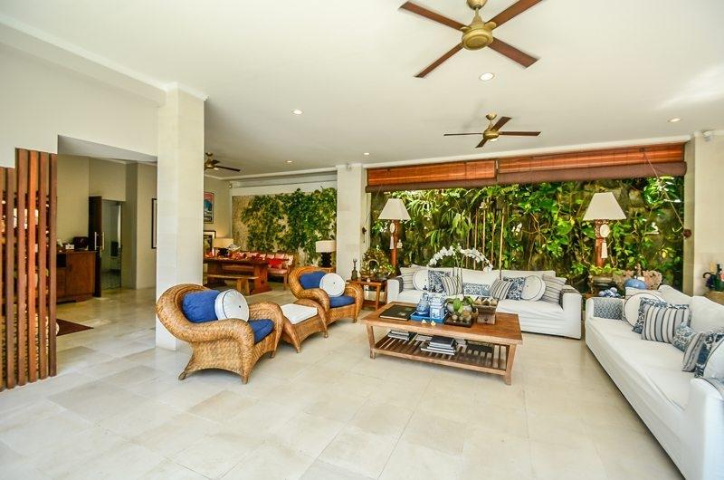 Indoor Living Area - Villa Aliya - Seminyak, Bali