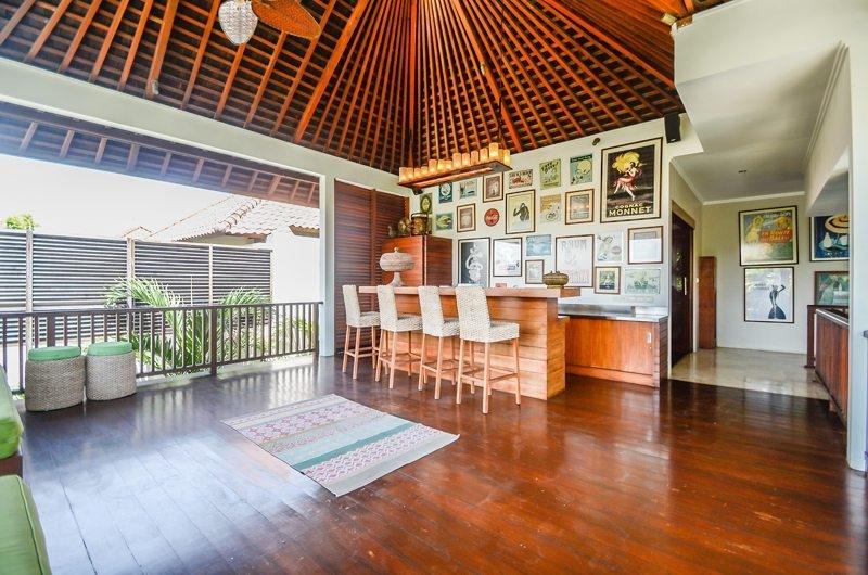 Seating Area - Villa Aliya - Seminyak, Bali