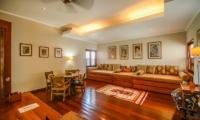 Lounge Area - Villa Aliya - Seminyak, Bali