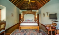 Bedroom with TV - Villa Aliya - Seminyak, Bali