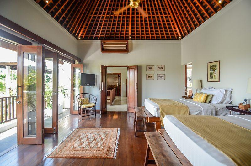 Twin Bedroom - Villa Aliya - Seminyak, Bali