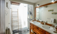 Bathroom with Shower - Villa Aliya - Seminyak, Bali