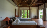 Bedroom with Garden View - Villa Amita - Canggu, Bali