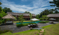 Gardens and Pool - Villa Amita - Canggu, Bali