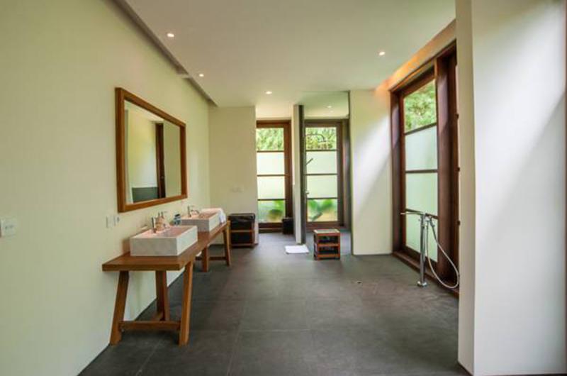 His and Hers Bathroom - Villa Amita - Canggu, Bali