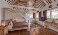 Bedroom with TV – Villa Amore Mio – Seminyak, Bali