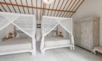 Twin Bedroom – Villa Amore Mio – Seminyak, Bali
