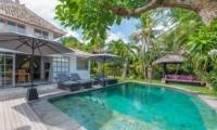 Gardens and Pool - Villa Amore Mio - Seminyak, Bali