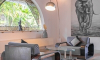 Seating Area - Villa Amore Mio - Seminyak, Bali