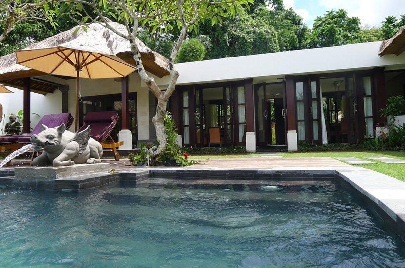 Swimming Pool - Villa Amrita - Ubud, Bali