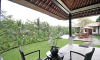 Outdoor Seating Area - Villa Amrita - Ubud, Bali