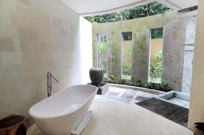 En-Suite Bathtub - Villa Amrita - Ubud, Bali