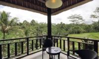 View from Balcony - Villa Amrita - Ubud, Bali