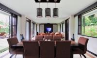 Dining Area - Villa Amrita - Ubud, Bali
